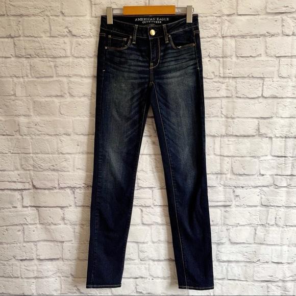 AMERICAN EAGLE Skinny Jeans Long
